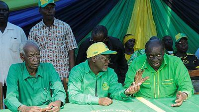 Tanzania's ruling party sacks 12 senior officials accused of sabotage