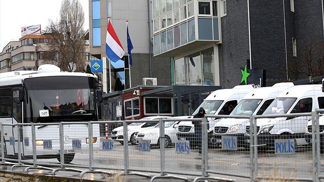 Turquie : colère et mesure de rétorsion contre les Pays-Bas