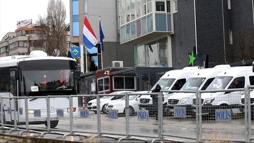 Turchia: chiusa l'ambasciata dei Paesi Bassi ad Ankara