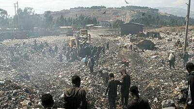 Dozens Killed in Addis Ababa Trash Dump Landslide