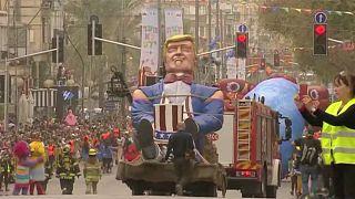 Purim: karneváli hangulat Izraelben