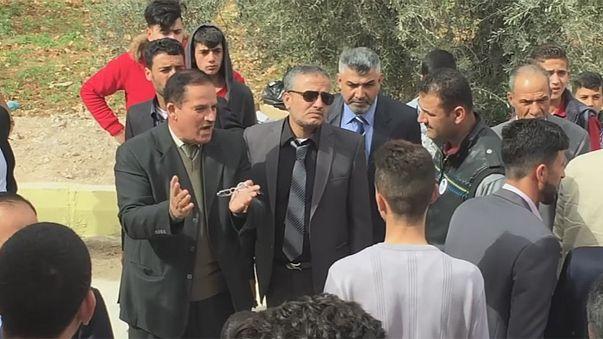 Liberado un soldado jordano que mató a 7 colegialas israelíes