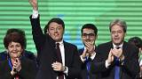Matteo Renzi, le retour