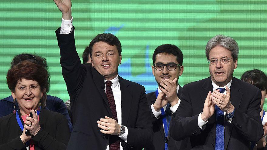 Matteo Renzi visszatér