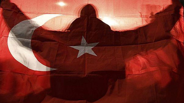 Durvul a török-holland verbális háború
