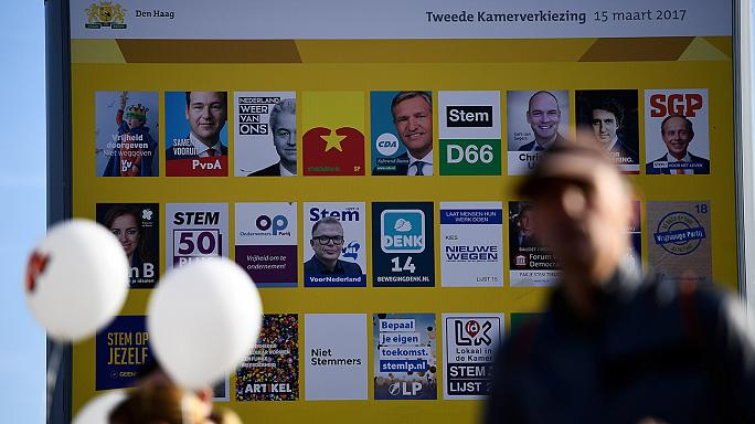 Campaigning hots up in countdown to Dutch election