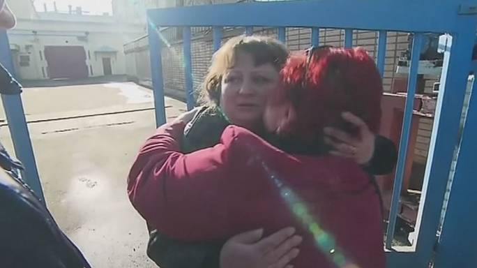 "Sochi shopkeeper pardoned over ""military texts"""