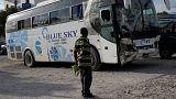 Haiti: ünnepből gyász - busz gázolt a tömegbe