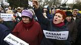 Belarus protests put more pressure on Lukashenko over 'parasite' tax
