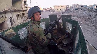 Kampf im irakischen Mossul: Armee beherrscht Westteil knapp zur Hälfte