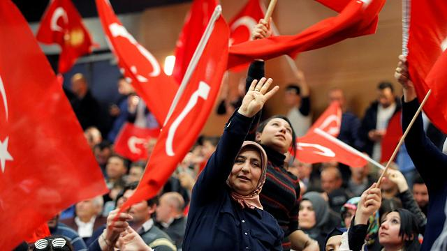 How EU countries have responded to Turkey rallies