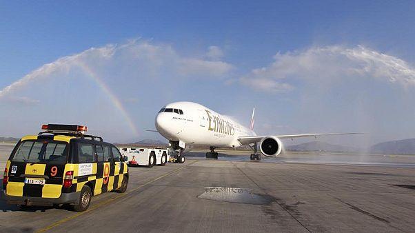Απευθείας καθημερινή πτήση Αθήνα – Νέα Υόρκη εγκαινίασε η «Emirates»