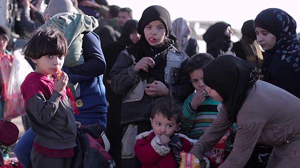 UNICEF: a szíriai gyermekek legtragikusabb éve volt 2016