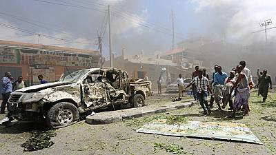 Somalia hit by deadly car bomb
