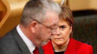 Schottische Regierungschefin Nicola Sturgeon will neues Unabhängigkeitsreferendum