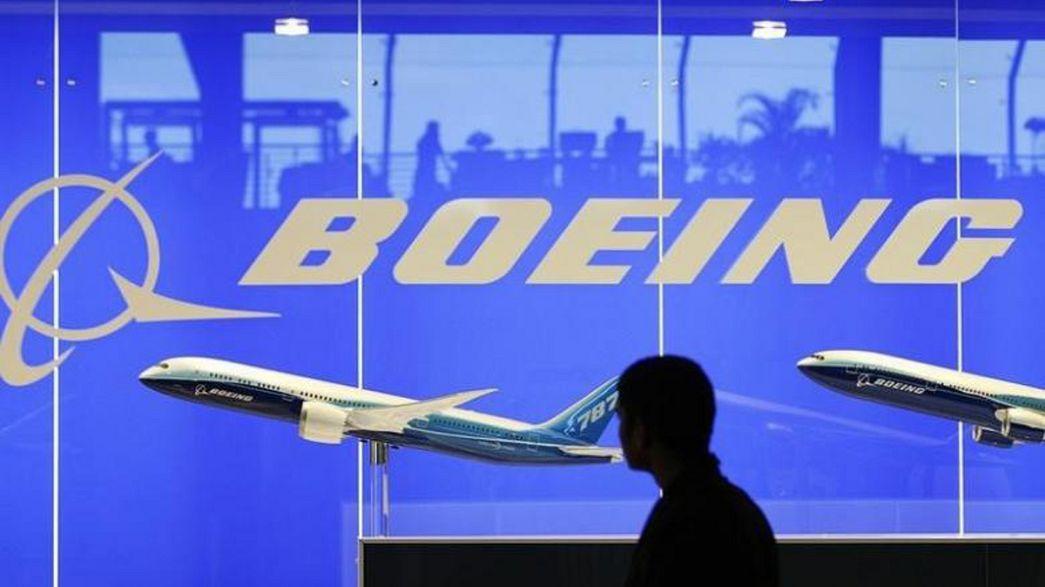 Boeing : une nouvelle usine va voir le jour en Chine