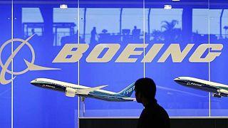 Boeing constrói fábrica na China