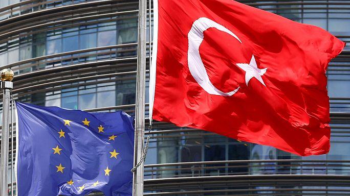 Türkisch-europäische Beziehungen auf einem Tiefpunkt