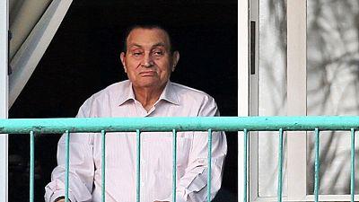 L'ancien président Hosni Moubarak en liberté dès aujourd'hui — Égypte