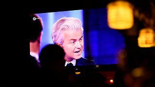 Les Pays-Bas divisés par le discours de Geert Wilders