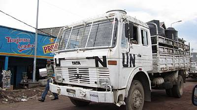 Two UN officials of US, Swedish nationality kidnapped in DR Congo