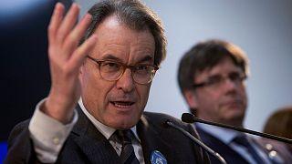Catalogne : Artur Mas condamné à deux ans d'inéligibilité
