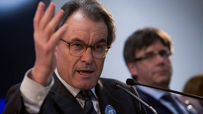 Artur Mas condenado a dos años de inhabilitación por un delito de desobediencia