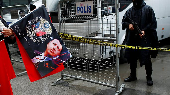 Turquia: tensões entre Ancara e Haia fazem antever sanções