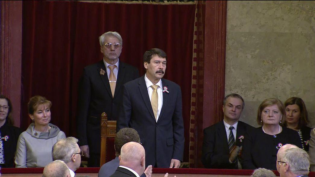 Hungria: János Áder reeleito presidente