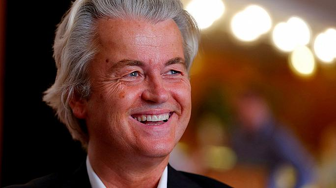 Geert Wilders promises to return the Netherlands to the Dutch