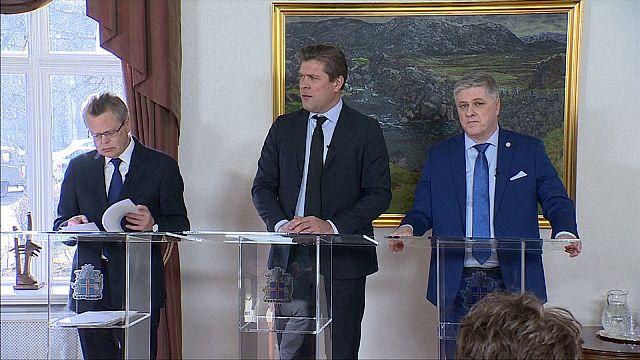 Исландия возвращается на международный финансовый рынок