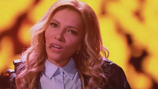 روسيا تختار مرشحة لمهرجان يوروفيجين للأغنية