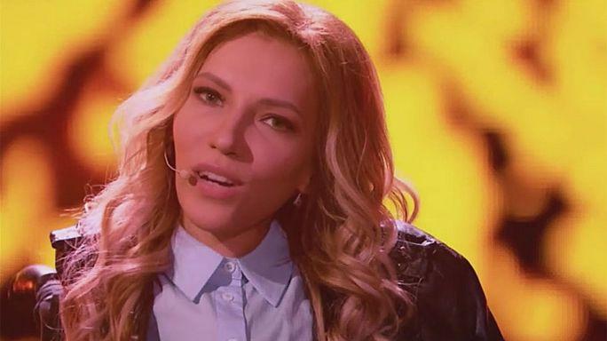 Russlands Kandidatin für Eurovision Song Contest bringt Ukraine in missliche Lage
