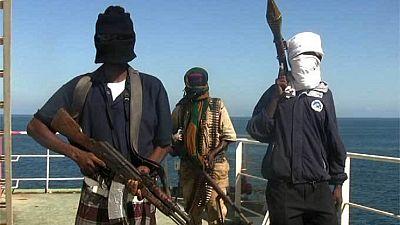 Un navire pétrolier détourné — Somalie