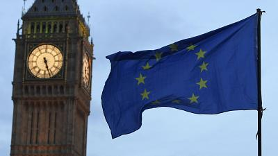 UK parliament backs Brexit bill