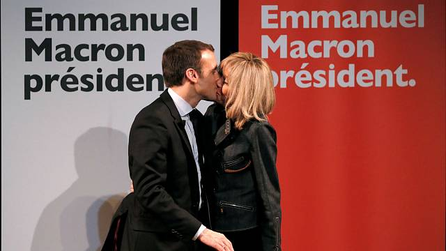 Je t'adore? How emotion broke into French politics