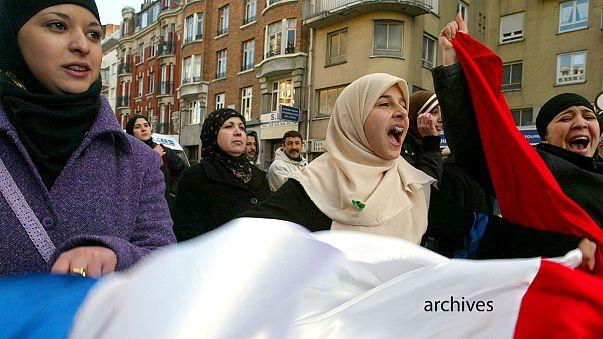 Nemet mondott az Európai Unió Bírósága a muzulmán fejkendőkre