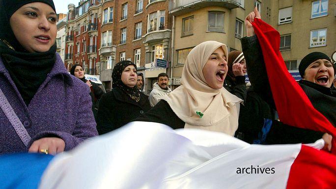 Une entreprise peut interdire le foulard islamique, juge la Cour européenne