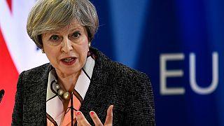 Theresa May bekräftigt erneut: Brexit diesen Monat
