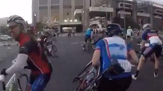 Vihar miatt fújták le a fokvárosi bringatúrát