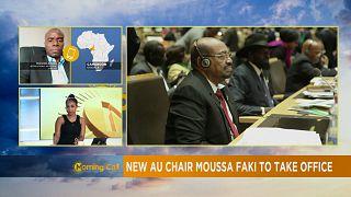 Dlamini Zuma to hand over AU leadership [The Morning Call]