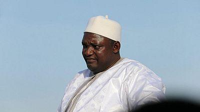 Le président gambien Adama Barrow s'est envolé pour l'Europe ce mardi