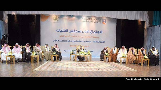Saudi Arabia launches girls' council, without the girls
