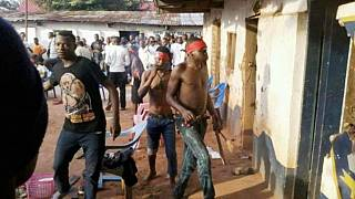 Electoral Commission, government offices in DRC's Kasai-Central vandalized