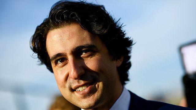 انتخابات هلند؛ یِسِ کلاوِ رهبر حزب سبز در مقابل خیرت ویلدرز