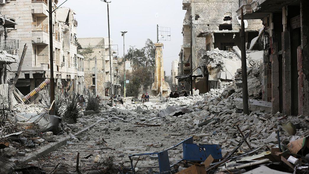 کودکان، بزرگترین قربانی شش سال درگیری و جنگ در سوریه