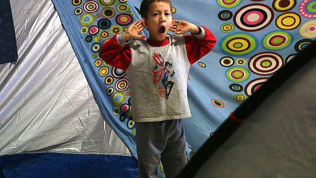 Φεστιβάλ σχολείων δίνουν φωνή στα όνειρα των ασυνόδευτων παιδιών