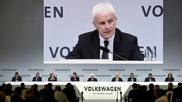Volkswagen brand suffers profit drop after emissions scandal