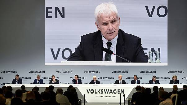 Volkswagen звітує про прибуток і збільшення виручки у 2016-у році