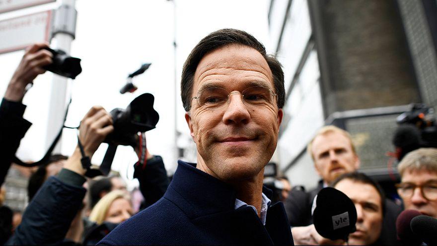 Hollanda Başbakanı Rutte euronews'ün sorularını yanıtladı
